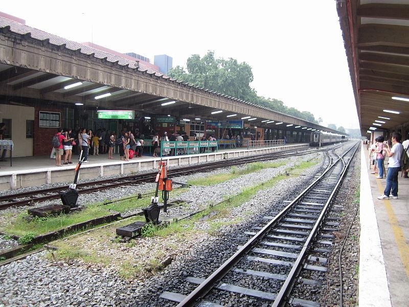 Tanjong pagar railway station by lipjin